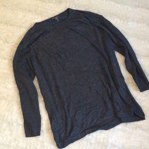 Vince Camuto soft grey sweater Size 2x
